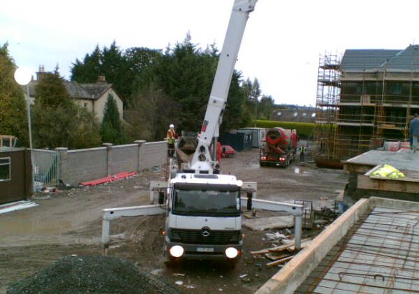 KILBRIDE CONCRETE PUMPS